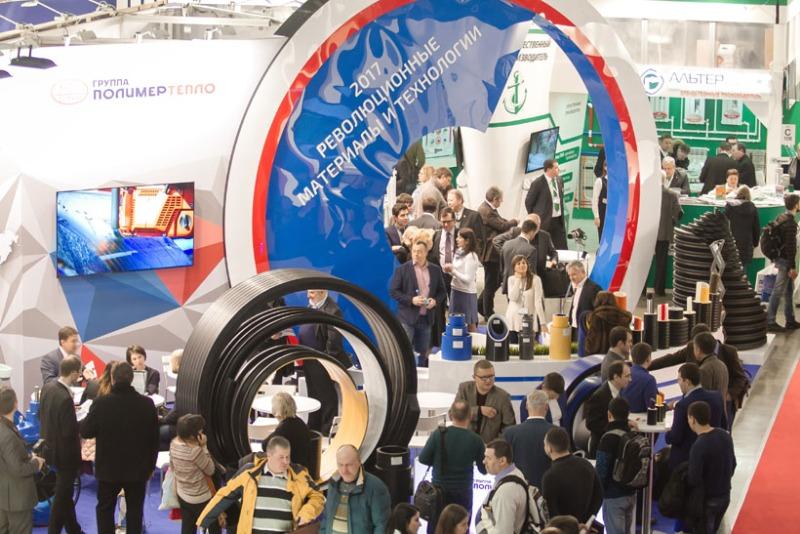 В Москве состоялась выставка Aquatherm Moscow