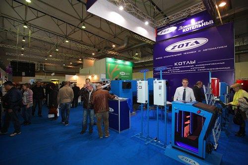 В Красноярске с 16 по 19 мая откроется выставка климатического оборудования «КлиматАква ТЭкс-2017»
